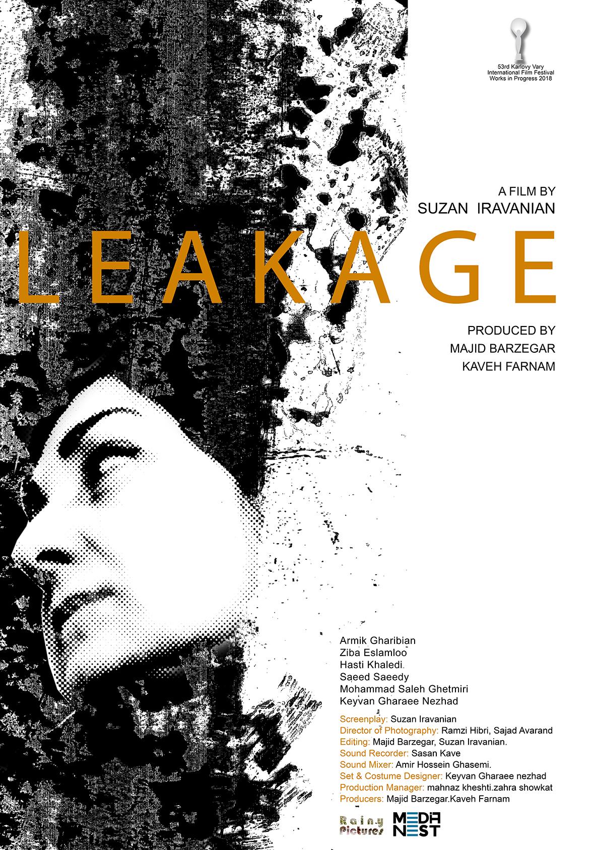Leakage poster